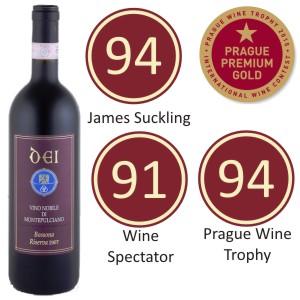 Italská vína - Vino Nobile riserva