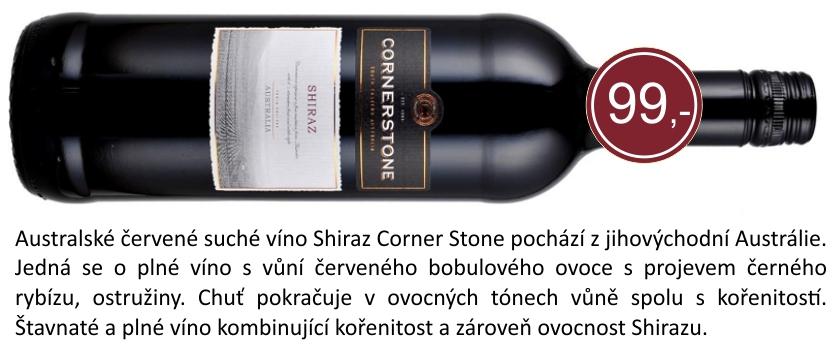 Shiraz Corner Stone
