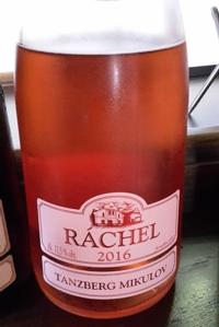 Tanzberg Rachel Rosé