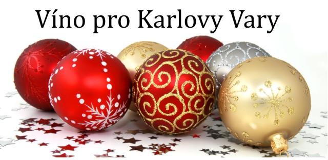 Víno pro Karlovy Vary