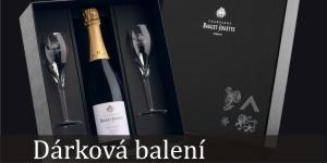 Dárkové balení a sady vín