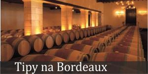 Bordeaux - dostupná vína
