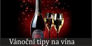 Vánoční tipy na vína