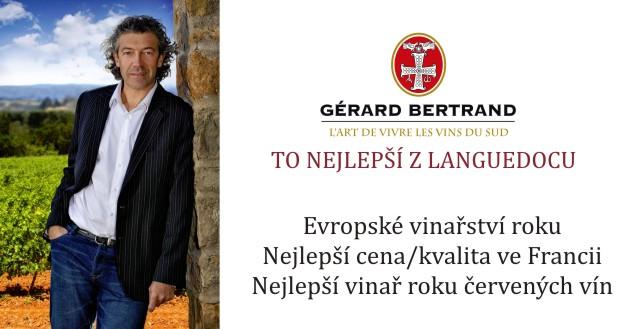 Gerard Bertrand Vánoce