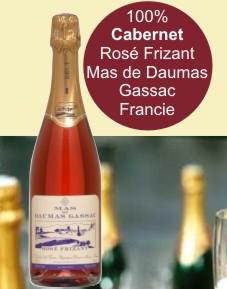Frizzant rosé Mas de Daumas Gassac