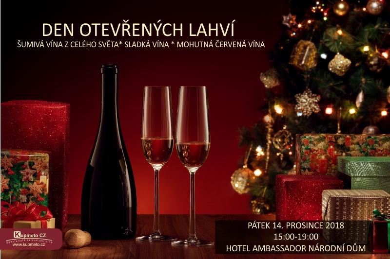 Den otevřených lahví Karlovy Vary