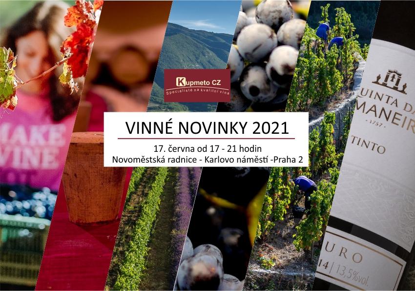 Degustace Novinky 2021