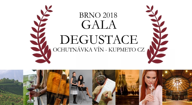 Gala degustace Brno