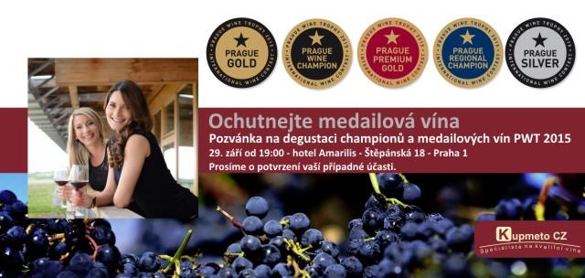 Medailová vína