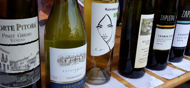 Vinobraní na Seebergu