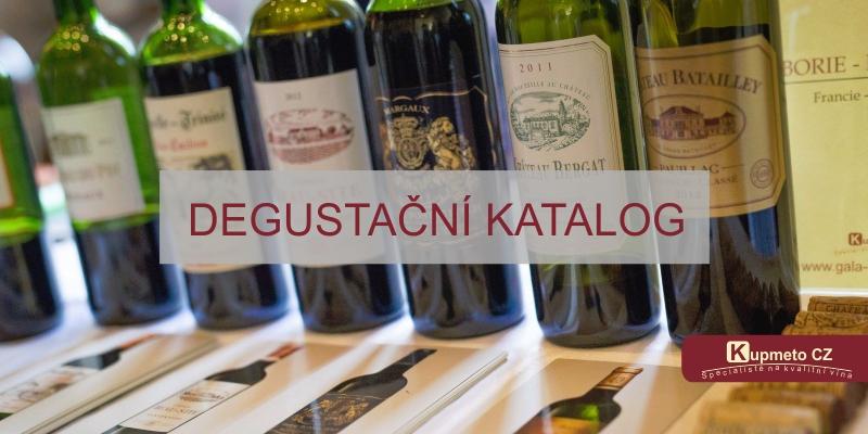 Degustační katalog Festivalu vína