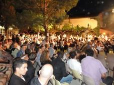 Festival de Jazz - Chateau Hospitalet večerní show