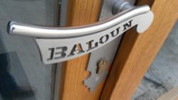 Baloun má kliku