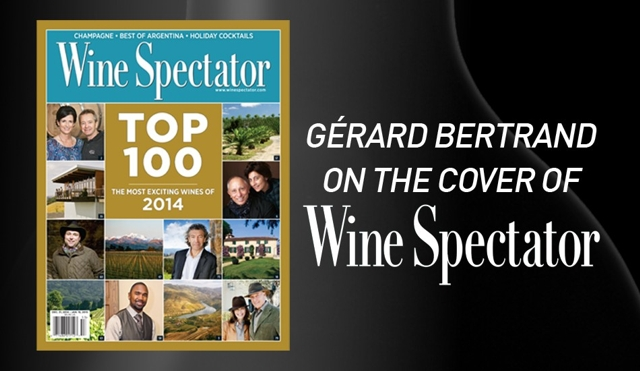 Gerard a Wine Spectator