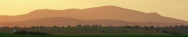Krásná Hora panorama