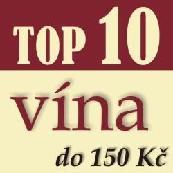 Top 10 vína do 150Kč