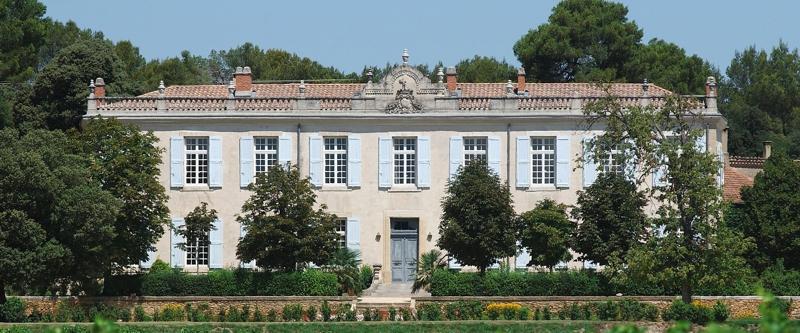 Château Beauchene Châteauneuf-du-Pape a Cotes du Rhone