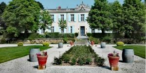 Cestování po jižní Francii - Chateau Beauchene