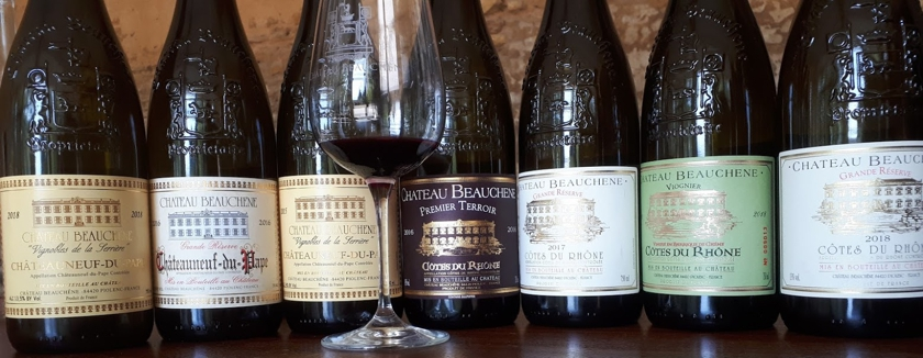 Vína Chateau Beauchene
