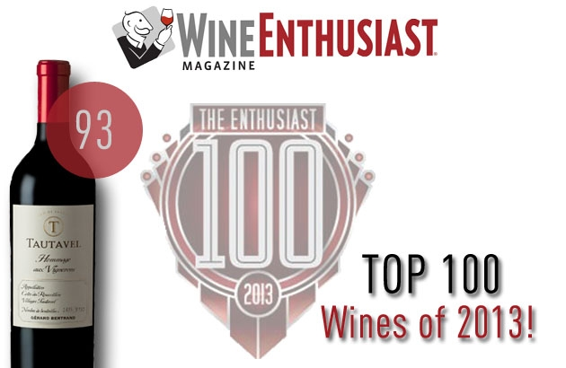 Ocenění Wine Enthusiast