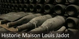 Historie vinařství Maison Louis Jadot