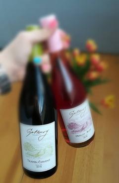 Vína z vinařství Gotberg