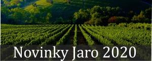 Novinky Jaro 2020