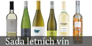 Sada letních vín