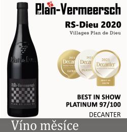 Víno Měsíce Le Plan