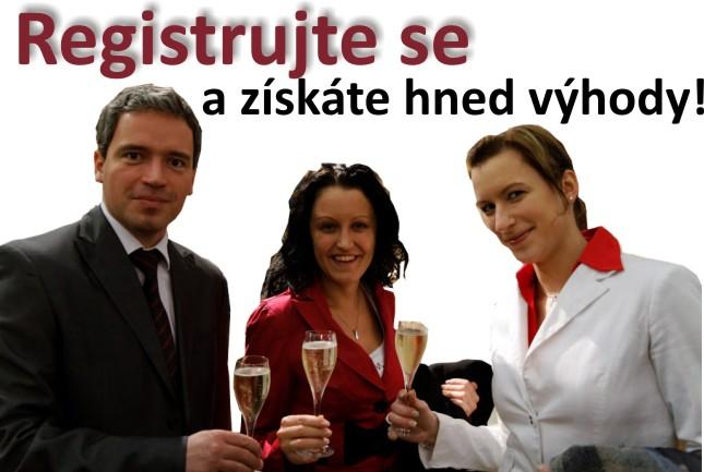 Registrujte se