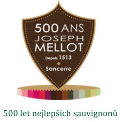 500 let Josep Mellot