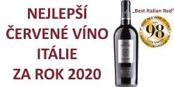 Nejlepší červené víno Itálie