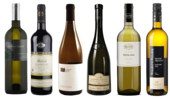Sada 6 vín z Moravy